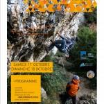 Affiche Fête de l'escalade Tautavel 2015